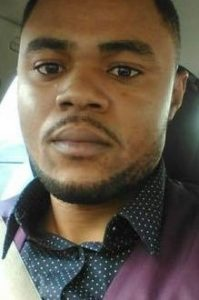 Servais Kalonji, age 26